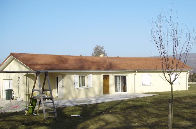Constructeur de maisons en nord isère