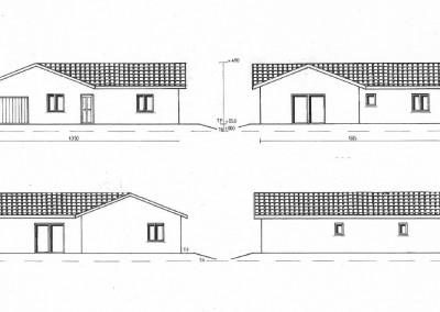 Plan maison plein-pied 100m²
